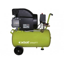 EXTOL CRAFT Kompresor olejovy 1500W 418200